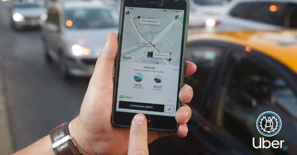 Riesgos de Uber en Guatemala