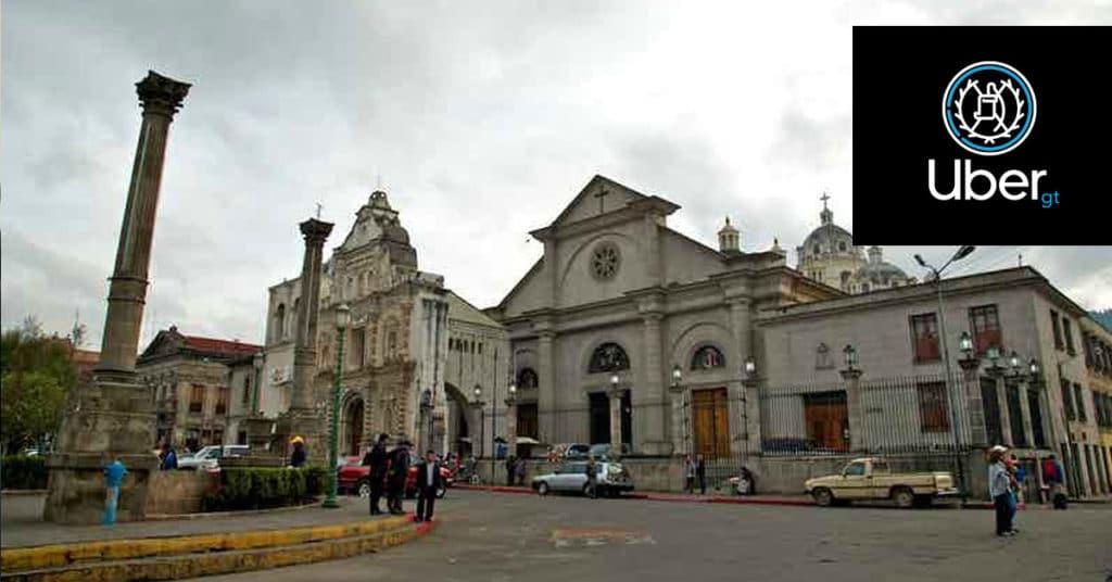 Uber Quetzaltenango